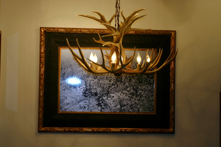 AntlerChandeliers by the best Antler Artist in the West!